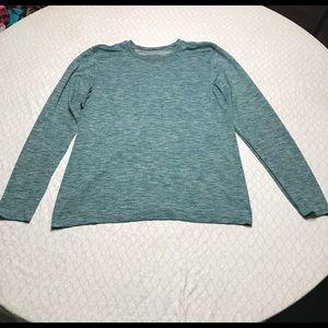 Lululemon Men's Long Sleeve Shirt Sz L